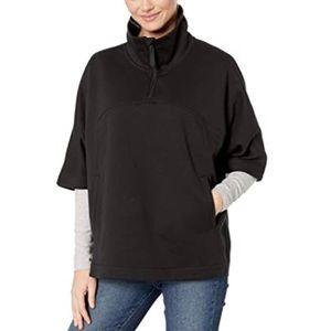 THE NORTH FACE SLACKER PONCHO Sweatshirt